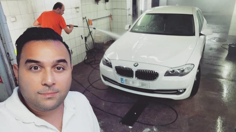 Feltörték Bódi Margóék kocsiját
