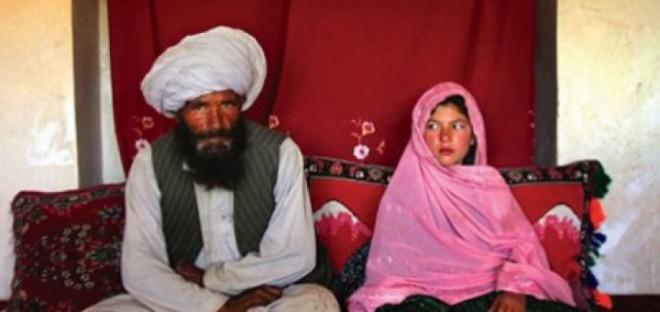 6 éves kislányt vett el a 60 éves afgán vallási vezető
