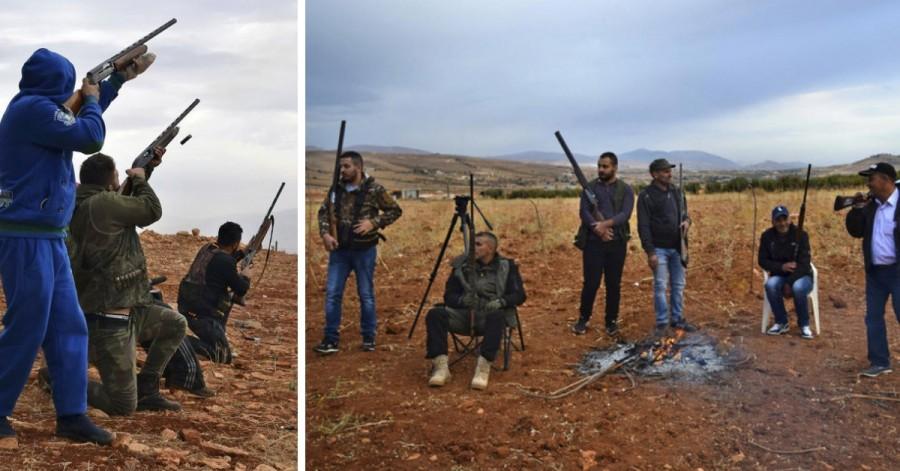 Passzióból lövik a gólyákat a libanoniak! Erről miért nem beszél senki?