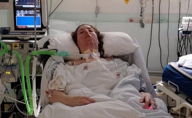 DÖBBENET - Egy hölgy olyan állapotba került a kórházban, hogy azt mondták, nem érdemes műteni