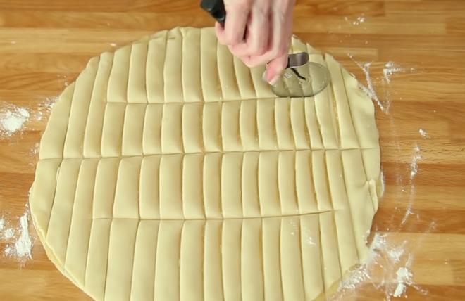 Ez nem sós rúd, hanem almás sütemény! Ennél egyszerűbben nem tudod megcsinálni!