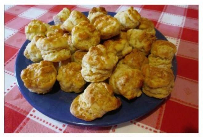 Tepertős pogácsa - Ahogy nagymamáink is készítették
