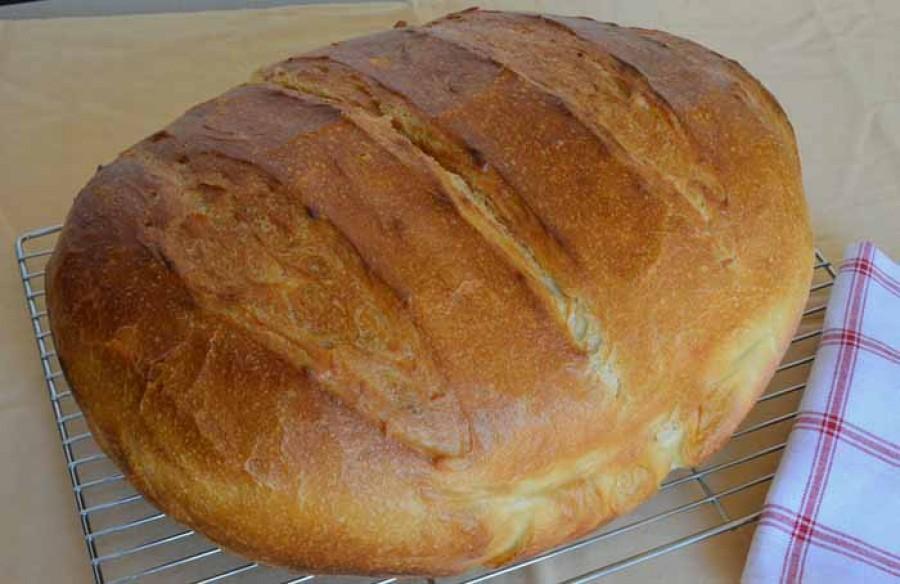 A legfinomabb házi kenyér receptje – végleg elfelejted a bolti kenyeret, ha ezt megkóstolod