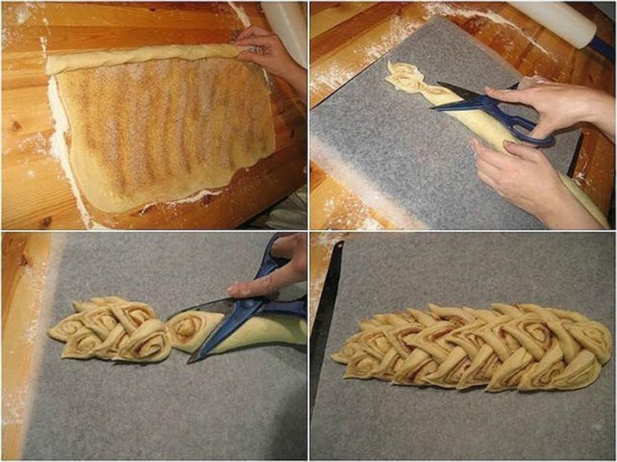 Az okos háziasszony megmutatta, hogyan lehet a tésztából valódi csoda!
