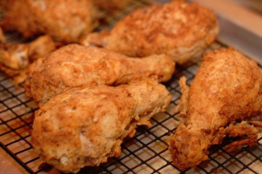 KFC csirke házilag!