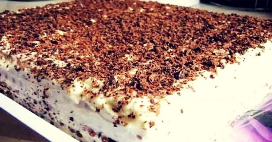 Volt itthon egy kis keksz és túró - a mama bámulatos sütés nélküli édességet varázsolt belőle
