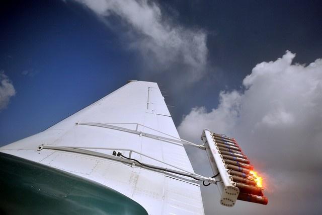Felhőmagvasítás - vagyis hogyan gyártsunk csapadékot