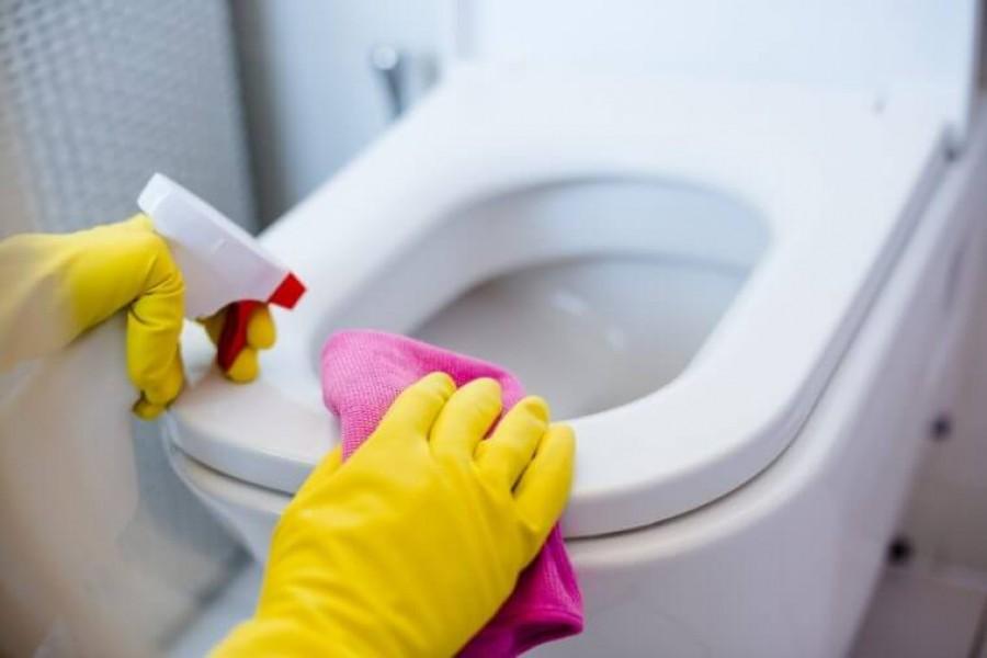 Bio-praktikák háziasszonyoknak - Fürdőszoba, WC, csempe tisztítása