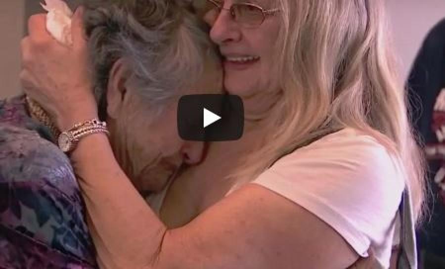 Azt mondták, hogy meghalt a kislánya, de 88 évesen szembesült a valósággal.