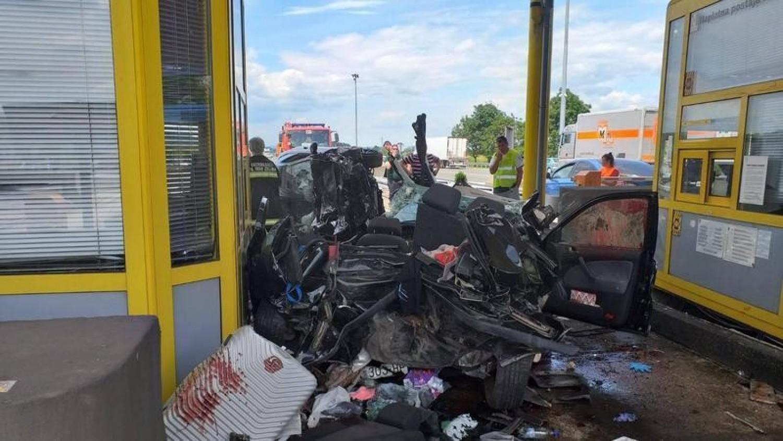 A rendőrség elengedte a horvát horrorbalesetet okozó BMW-s sofőrjét