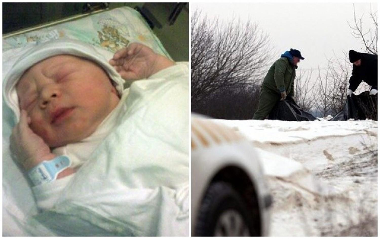 4 hónapos baba fagyott meg egy garázsban Baranya megyében