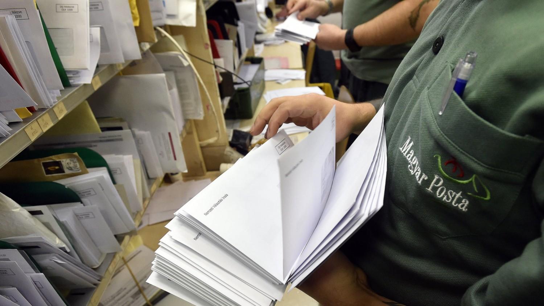 Változásokat jelentett be a Magyar Posta