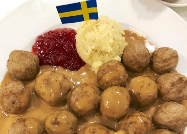 Nyilvánosságra hozta a svéd húsgolyók receptjét az IKEA