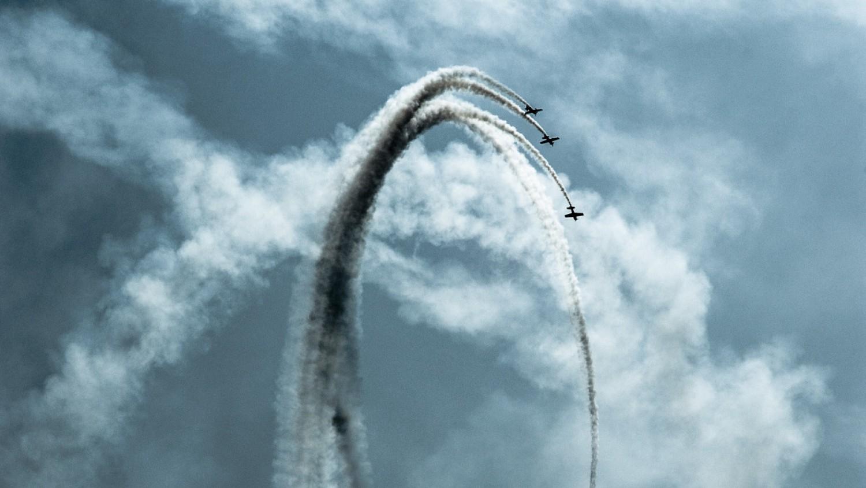 Repülők lepik el az ország egét Trianon századik évfordulóján, június 4-én