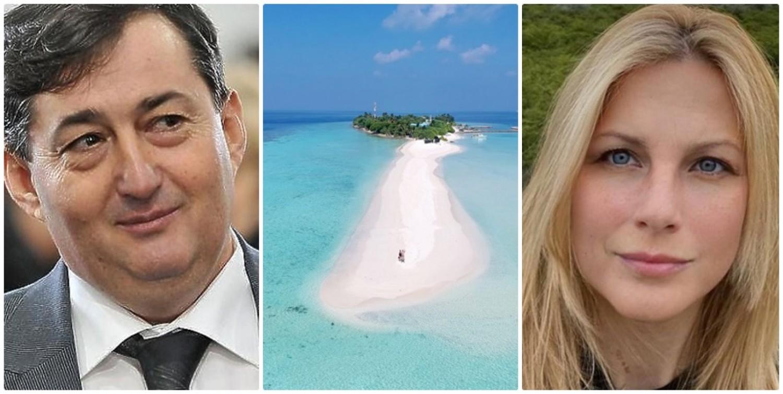 Várkonyi Andrea Mészáros Lőrinccel szilveszterezett a Maldív-szigeteken?