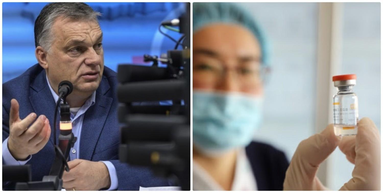 A magyar kormány nyitott a kínai vakcina beszerzésére