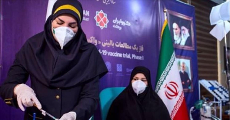 2500 iráni orvos figyelmeztetett az amerikai oltóanyagok kapcsán